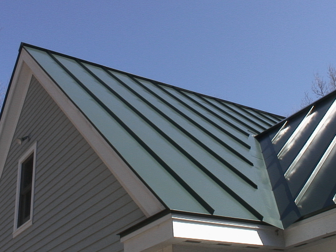 Standing Seam Metal Roofs For Old Barns Standing Seam